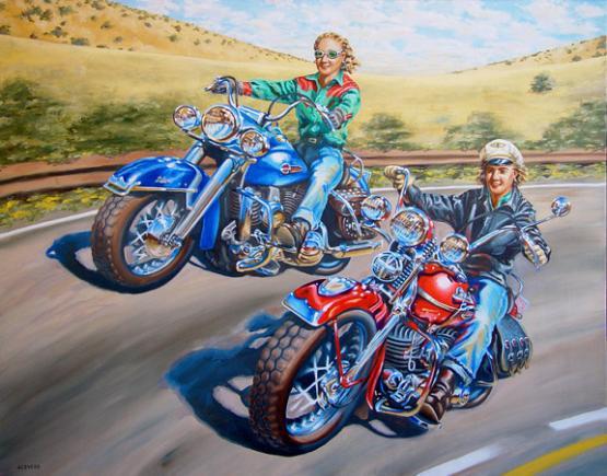 carte moto duo