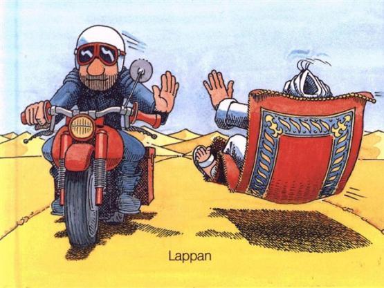 moto desert